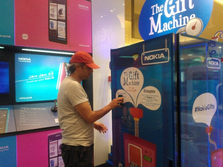 Nokia_Gift_Machine_Activation