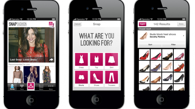 snap fashion, app de moda, fashion app, nethunting