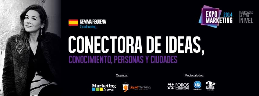 expexpomarketing, expomk, tendencias, gema requena, citymarketing, citybranding, nethunting
