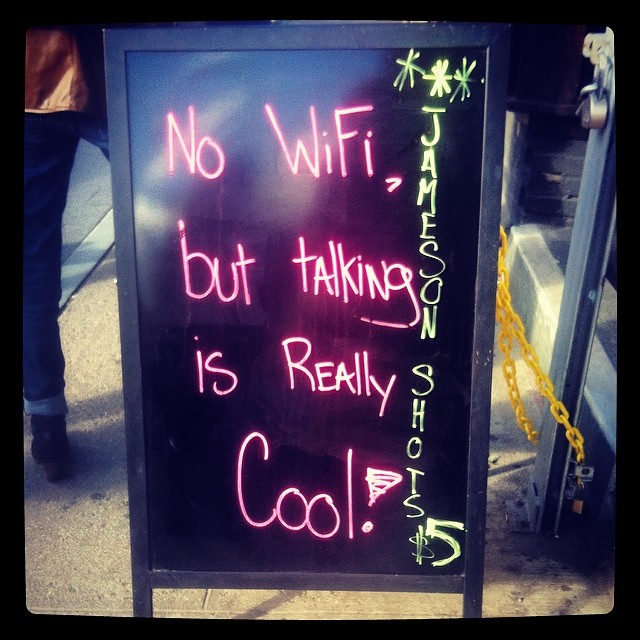 wifi, nethunting, tendencias, nyc, coolspotnyc, coolhunting