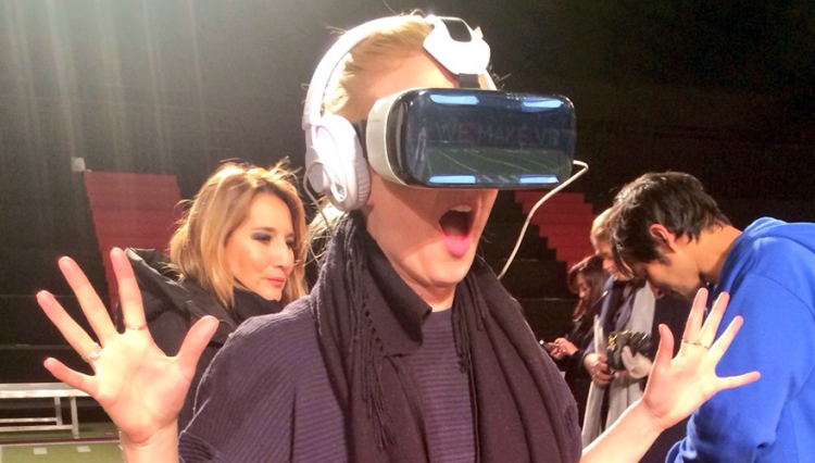 oculus, films, fashion, nyfw, tendencias, VR, nethunting, rebecca minkoff