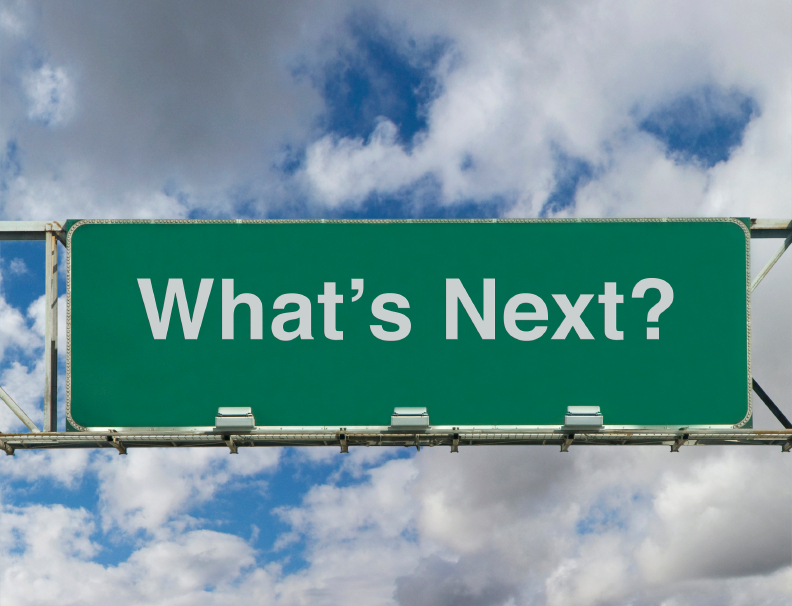 Whats next sign tendencias  nethunting