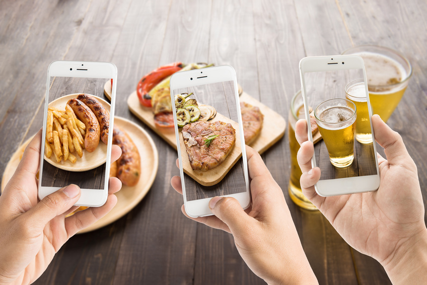 foodies millenials instagram nethunting tendencias