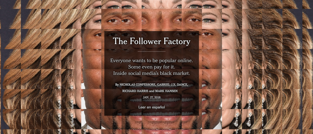 Nethunting bots followerfactory fake tendencias 01