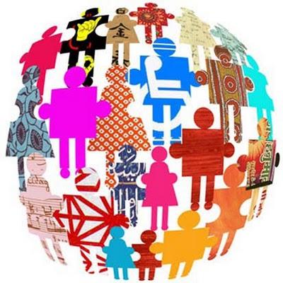 Logo Inclusión, Unesco.