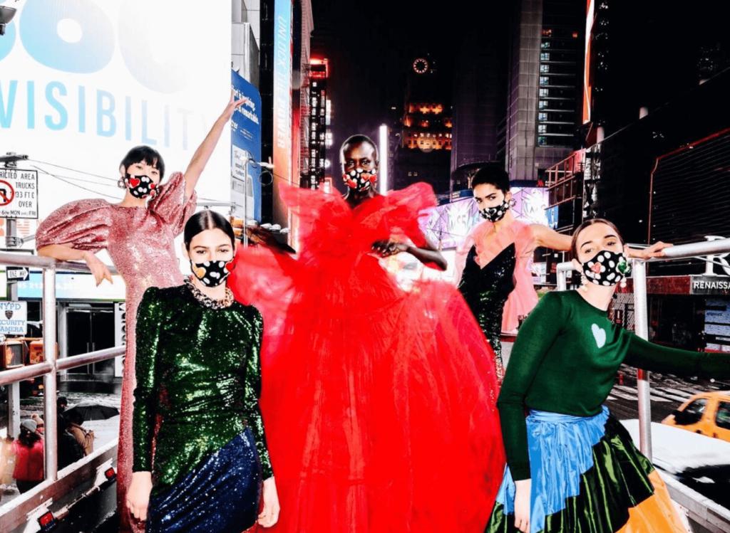 Mirada Glocal | NYC fashion week | Nethunting Gema Requena